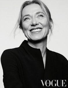 Vogue Netherlands March 2015.  Geartsje Kroes by Duy Vo.