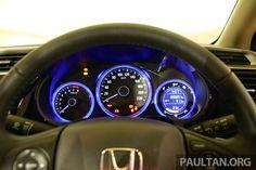 cool honda city 2014 model car images hd 2014 Honda City makes world debut in India   bigger cabin new engines