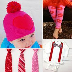 Kids Valentine's Day Clothing