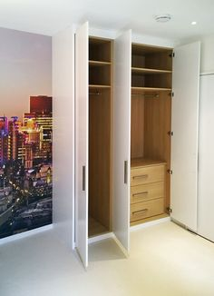 From Sloping Walls To Awkward Corners, C & S Interiors Offer Made To Measure Fitted Wardrobes In London, Making The Most Of Any Space. Made To Measure Wardrobes, Fitted Wardrobes, Tall Cabinet Storage, Locker Storage, Interiors, London, Bedroom, Furniture, Home Decor