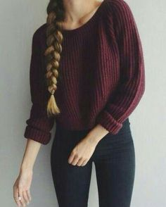 Sweater: pullover, weheartit, tumblr outfit, clothes, autumn colours, winter sweater, hipster sweater, hipster - Wheretoget