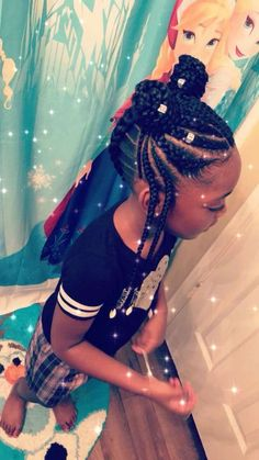 New Braids Cornrows African Americans Kid Hairstyles 15 Ideas New Braids Cornrows African Americans Kid Hairstyles 15 Ideas – Farbige Haare Little Girl Braids, Black Girl Braids, Braids For Kids, Girls Braids, Kid Braids, Little Girl Braid Styles, Tree Braids, Braids Ideas, Natural Hairstyles For Kids