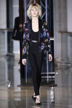 Anthony Vaccarello   Ready-to-Wear - Autumn 2016   Look 46