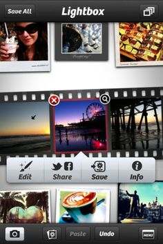 """""""If the iPhone's standard camera is like a digital point-and-shoot, the Camera+ app is like a high-quality SLR lens.""""  — TIME: 50 Best iPhone Apps 2011"""