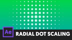 In this After Effects motion graphic tutorial we are going to be taking a look at how to do get a radial scaling effect in after effects. This technique uses...