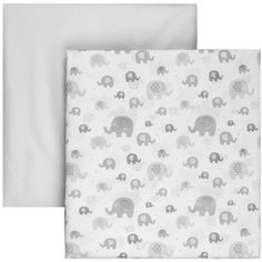 2 Piece Microfiber Fitted Crib Sheet Set ($25) ❤ liked on Polyvore featuring home, children's room, children's bedding and baby bedding