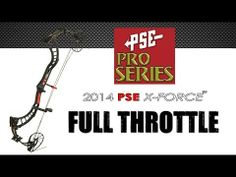 2014  PSE Full Throttle : The FASTEST Compound Bow - http://huntingbows.co/2014-pse-full-throttle-the-fastest-compound-bow/