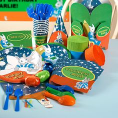 Goodnight Moon party supplies