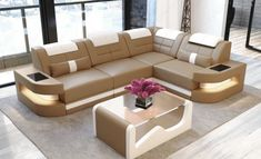 We Have All Types Of Modern And Contemporary Small Leather Sofas And  Sectionals! For More Information Browse Our Unique European Designs Now!