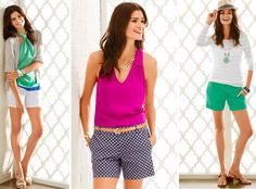 Love adding bright bold colors to your summer wardrobe!