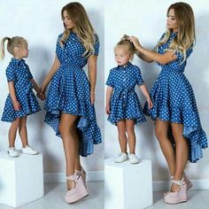 Source by lunavalentinarodriguezsuarez outfits mother daughter Mom Daughter Matching Outfits, Mom And Baby Outfits, Matching Family Outfits, Baby Girl Dresses, Baby Dress, Kids Outfits, Fashion Kids, Mother Daughter Fashion, Mother Daughters