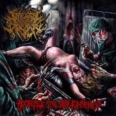 Internal Devour - Aborted And Slaughtered [EP] (2014)  Slamming Brutal Death Metal band from Australia  #InternalDevour #DeathMetal