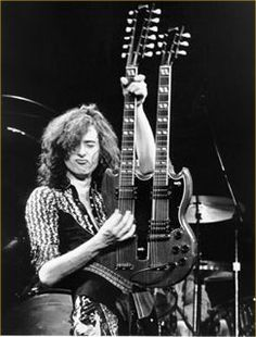 My Guitar Blusera: Jimmy Page