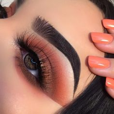 Gorgeous Makeup: Tips and Tricks With Eye Makeup and Eyeshadow – Makeup Design Ideas Cute Makeup, Glam Makeup, Gorgeous Makeup, Pretty Makeup, Makeup Inspo, Makeup Art, Beauty Makeup, Glamorous Makeup, Makeup Trends