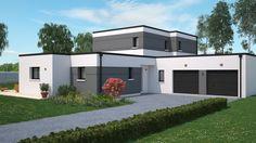 BORA Maison à étage de 5 pièces avec 2 garages
