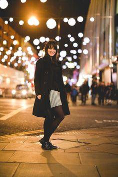 London - Oxford Street Melina Souza - Serendipity photo by Fernando Ferraz