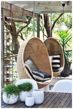 Buy Flowers Online Same Day Delivery Outdoor - Cane And Wicker Outdoor Furniture Like This Hanging Egg Chair Has A Resort Feel, Creating Relaxed Elegance That Invites People Outside.