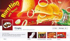 Capa Fan Page Pringles