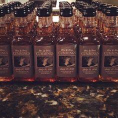 50 Custom Jack Daniels Favors Mini Bottle Decal by MrMavericks ...