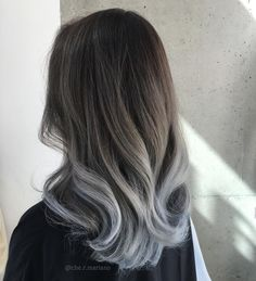1000+ ideas about Grey Ombre on Pinterest | Black To Grey Ombre, Grey Ombre Hair and Ombre