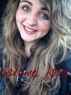 Caramel Apple! Get your perfect shade at www.senegence.com/lipsfordays  #lipsense #lipsfordays #makeup #alldayeveryday #vegan #glutenfree #leadfree #waxfree #makeupaddict #salons #boutiques #nongmo #smudgeproof #waterproof