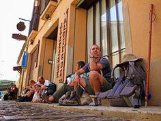Albergue de peregrinos municipal de Estella, #Navarra #CaminodeSantiago