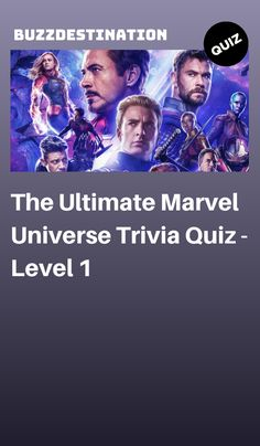 You might THINK you know everything there is to know about the Marvel movies.but is it true? Take this quiz to test your Marvel movie universe knowledge. Marvel Universe Timeline, Marvel Universe Characters, Marvel Cinematic Universe, Marvel Facts, Marvel Memes, Ultimate Marvel, Trivia Quiz, Marvel Cosplay, Movie Facts