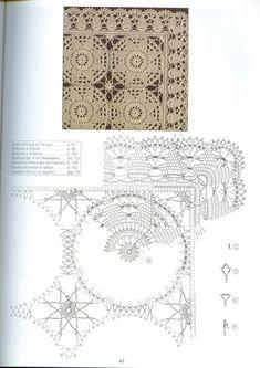 Gallery.ru / Фото #34 - DMC. Creations Crochet D'or - Malinka-Malinka