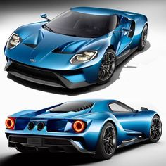 2017 Ford GT #Ford #GT #DetroitAutoShow  #NAIAS #FordGT #Car #design
