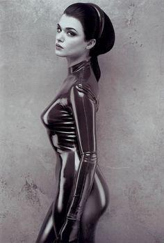 Rachel Weisz by Bob Carlos Clarke