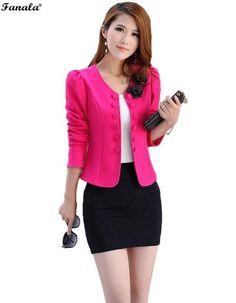 2017 Women Coat Ladies Autumn Womens Short Jacket Slim Short Design Turn-down Collar Coat Short Coat Jackets For Women