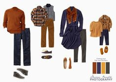 Family Fall photos are right around the corner! Here are some great inspiration… - Fall Clothes Baby Bloğ Fall Family Picture Outfits, Family Picture Colors, Family Portrait Outfits, Family Photos What To Wear, Fall Family Portraits, Fall Family Photo Outfits, Fall Family Pictures, Fall Outfits, Fall Photos