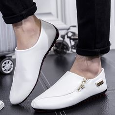 Cheap shoes fashion, Buy Quality shoes fashion men directly from China shoes men Suppliers: Spring Summer Fashion men shoes Slip on casual breathable shoes men flats Loafers shoes size Loafer Shoes, Loafers Men, Men's Shoes, Dress Shoes, Shoes Men, Fashion Shoes, Mens Fashion, Moccasins, Spring Summer Fashion