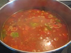 Easy Clean Eating: Tosca Reno Black Bean Maui Soup