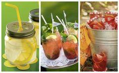Jelly Jar Cocktails :)