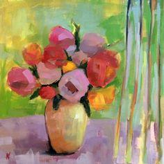 Bringing color to our world…Original oil by Angela Moulton of Pratt Creek Art, available at Earth Angels Studios… http://www.earthangelsstudios.com/Angela-Moulton-C761.aspx