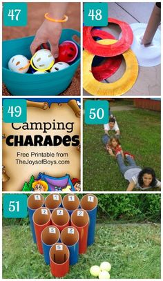 101 Camping with Kids Ideas, thanks to The Dating Divas #camping #kids #activities
