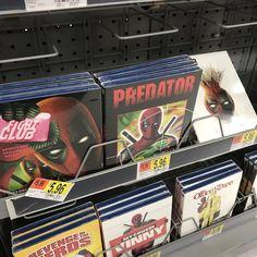 Deadpool sabotea las portadas de otras películas en los supermercados de EE.UU. - La Criatura Creativa