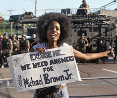 Le cite de Ferguson contona otre disturbios come le de 2014