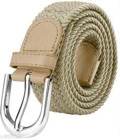 Belts Stylish Men's Belt Material: Canvas Size: Free Size Description: It Has 1 Piece Of  Unisex Belt Pattern: Solid Sizes Available: Free Size   Catalog Rating: ★3.9 (2312)  Catalog Name: Essential Stylish Men's Belts Vol 1 CatalogID_361138 C65-SC1222 Code: 821-2670822-
