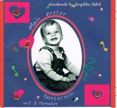 Ein lieber Junge  (Größe 12 x 12cm) Kinderalbum