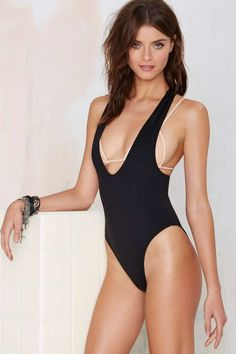 Nasty Gal x Minimale Animale The Captain Swimsuit - Swimwear | Clothes