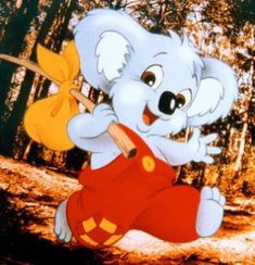The Adventures of Blinky Bill is an animated series based on the books by Dorothy Wall about the koala Blinky Bill. The series was produced by Yoram G. Childhood Characters, Storybook Characters, Cartoon Characters, 90s Tv Shows Cartoons, Cartoon Shows, Kids Tv, 90s Kids, Childhood Memories 90s, Remember The Time