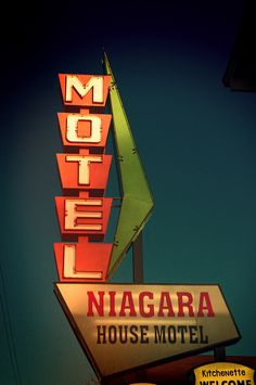 Motel Niagara House