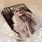 Chegou a revista @YES WEDDING - Fernanda Suplicy aqui no Rio!!! Tá linda!!! Fiz um post sobre o making of onde tem uma das minhas criações. Corre lá: www.fafi.com.br/blog