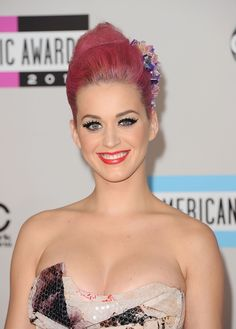 Katy Perry's 100 Sexiest Photos: The 'Dark Horse' Singer's Hottest Moments (PICS) 2011 American Music Awards - Arrivals (Photo by Jason Merritt/Getty Images)