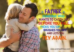 Father's Love | Prohealthlaw