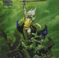 Cirith Ungol, Frost and Fire, 1981 | Recensione canzone per canzone, review track by track #Rock & Metal In My Blood