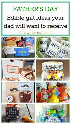 Edible gift ideas for Father's day that every dad will want to receive