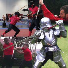 ARMA - WMA HEMA Historical European Martial Arts - Medieval and Renaissance Fencing Fighting Combat